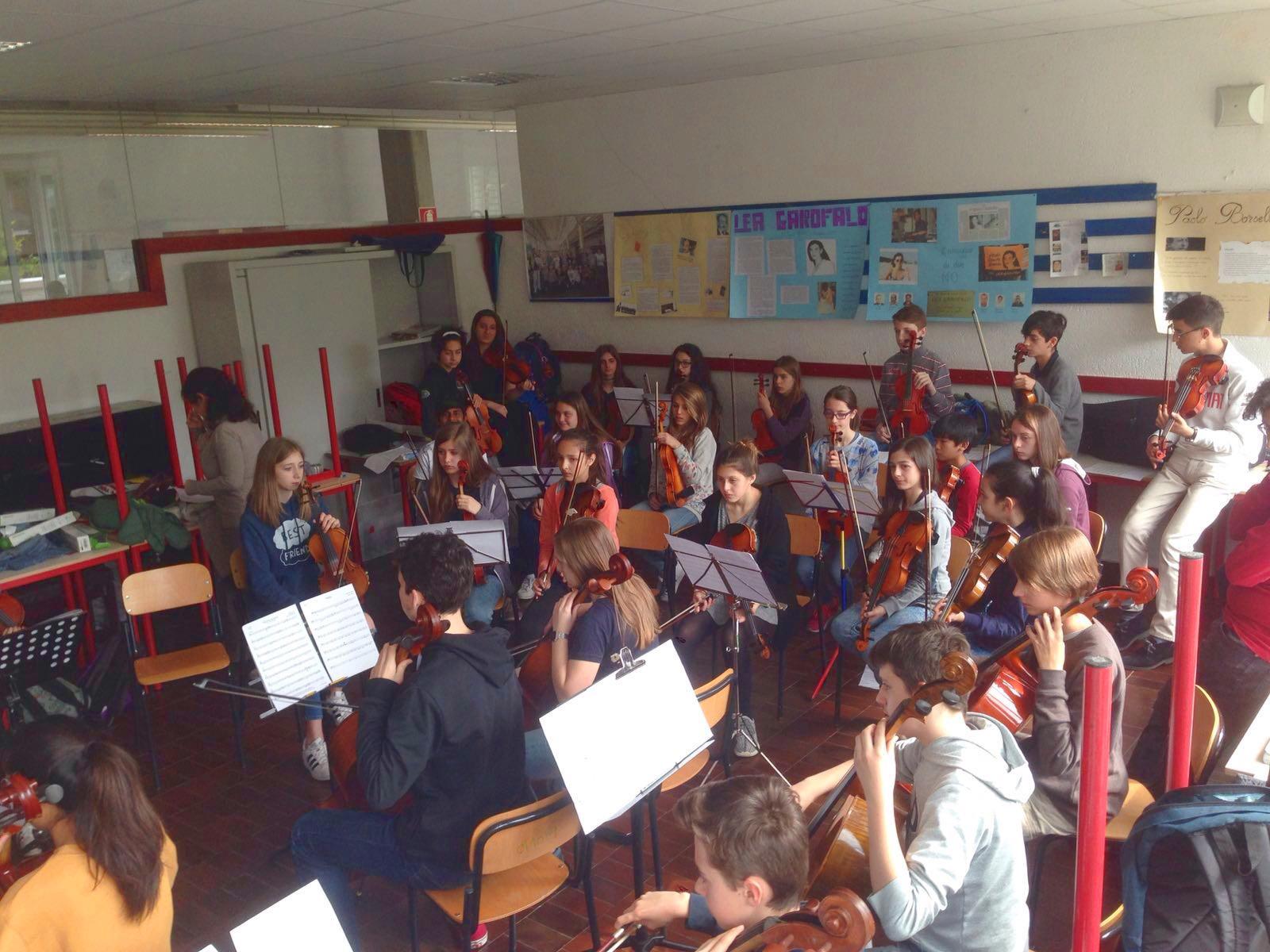 Gruppo Violini
